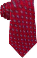 Tommy Hilfiger Men's Red Micro Neat Tie