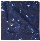 Jeff Banks NEW Pocket Square Navy