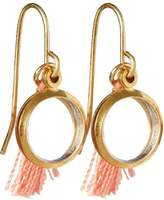 Scotch & Soda Mirror Tassel Earrings