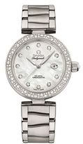 Omega De Ville Ladymatic Co Axial 34mm Watch