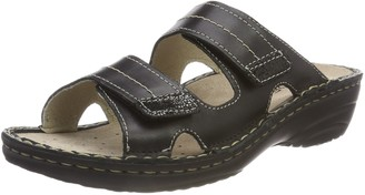 Rohde Womens 5777 Shoes Black Size: 4