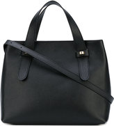 Borbonese small tote - women - Cotton/Leather - One Size