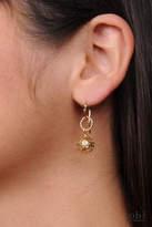 Jennifer Tuton Filigree Ball Earring