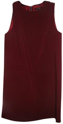 Tara Jarmon Burgundy Dress for Women
