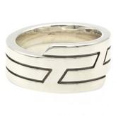 Hermã ̈S HermAs Petit H Silver Silver Rings