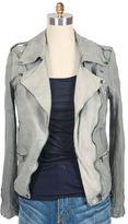 SISII Leather Rider Jacket
