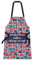 Draper James Cherry Print Apron