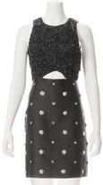 3.1 Phillip Lim Cluster Sequin Embroider Dress