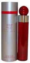 Perry Ellis Men's 360 Red by Eau de Toilette Spray