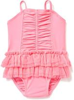 Old Navy Ruched Tutu Swimsuit for Baby