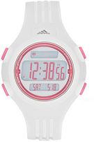 adidas Questra Pink Polyurethane Watch