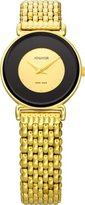 Jowissa Women's J3.017.S Elegance Gold PVD Gold Tone Dial Watch