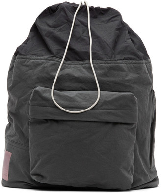 Oamc Grey Cascade Backpack