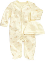 First Impressions Baby Coverall Baby Boys or Baby Girls Footed Coverall
