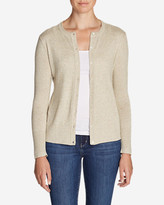 Eddie Bauer Women's Christine Cardigan Sweater - Solid