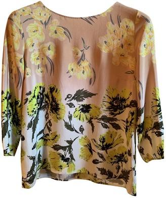 Clements Ribeiro Multicolour Silk Top for Women