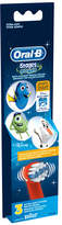 Oral-B Stages Power Sensitive Clean Refills Disney Finding Dory Kids Toothbrush