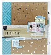 Ladedah La De Dah Sparkle Journal and Glue Pen by La De Dah