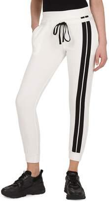 The Kooples Striped Jogger Pants
