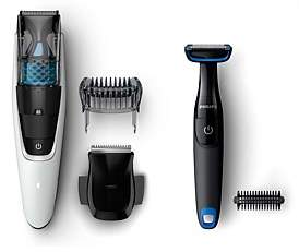 Philips Bt7204 Series 7000 Beard Trimmer With Body Groomer