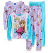 Disney Disney's Frozen Anna & Elsa Girls 4-10 4-pc. Pajama Set