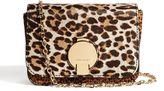 Karen Millen Leopard Cross Body Bag