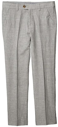 Appaman Kids Suit Pants (Toddler/Little Kids/Big Kids) (Graphite) Boy's Casual Pants