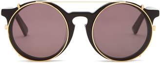 SUNDAY SOMEWHERE Matahari Clip-On Sunglasses