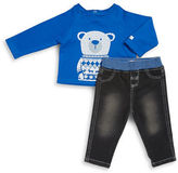 Absorba Bear Top and Jeans Set