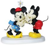 Precious Moments Disney® Showcase You Make Me Laugh Mickey and Minnie Figurine