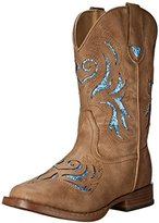 Roper Glitter Breeze Western Boot (Toddler/Little Kid)