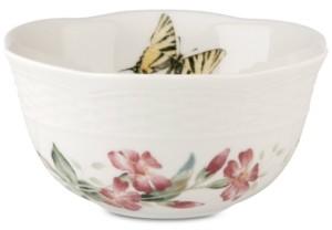 Lenox Butterfly Meadow Basket Candy Bowl