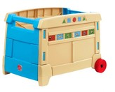 Step2 Step 2 Lift and Roll Toy Box