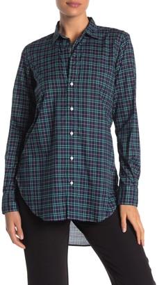 Frank And Eileen Grayson Classic Poplin Long Sleeve Shirt