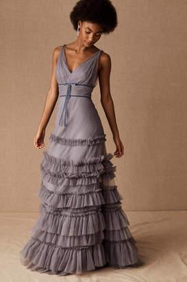 Marchesa Alaudine Wedding Guest Dress