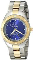 Disney Men's W001901 Mickey Mouse Analog Display Analog Quartz Watch