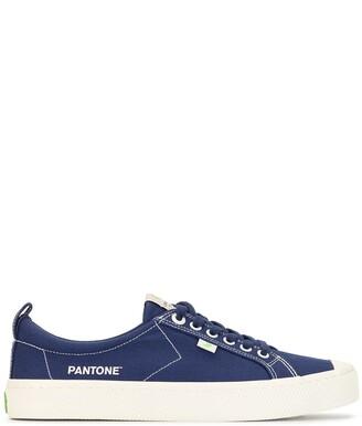 Cariuma x Pantone Blueprint low-top sneakers