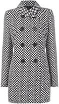 Derek Lam shawl collar double breasted coat