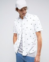 Cheap Monday Air Cactai Short Sleeve Shirt
