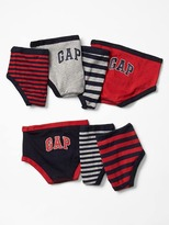 Gap Logo stripe underwear (7-pack)