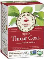 Traditional Medicinals Throat Coat by 16 Tea Bags)