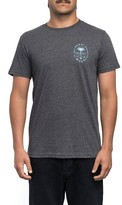 RVCA Men's Anchor Palm Graphic T-Shirt