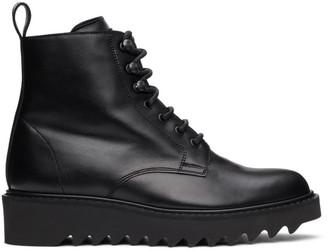 Giuseppe Zanotti Black Nevada Boots