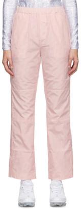 Saks Potts Pink Faye Lounge Pants