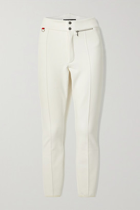 Cordova Val-d'isere Stretch Ski Pants - Off-white