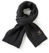 UGG Ribbed Wool-Blend Scarf