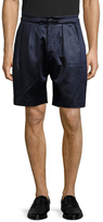 Paul Smith Formal Solid Pleated Short