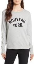Kate Spade Women's Nouveau York Sweatshirt