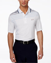 Greg Norman for Tasso Elba Men's Striped Golf Polo