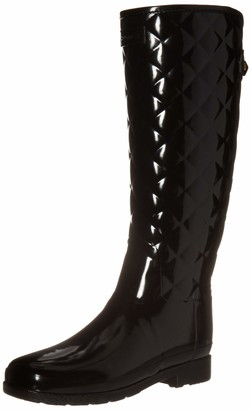 Hunter Unisex Adults Quilted Rain Boot